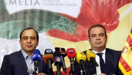 قرارداد بین قو الماس خاورمیانه و گروه بین المللی هتل های ملیا