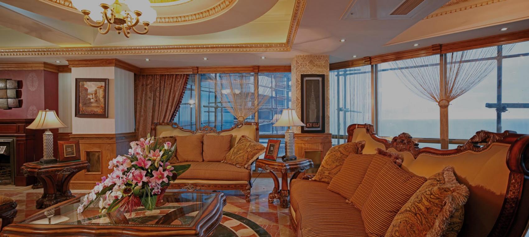 امکانات ویژه برجهای مسکونی، تجاری و هتل