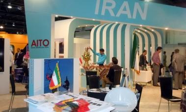 حضور درخشان قو الماس خاورمیانه در بیست و سومین نمایشگاه ATM  دوبی